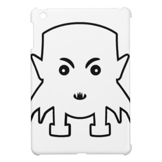 Petit Vampire Cartoon Illustration iPad Mini Case