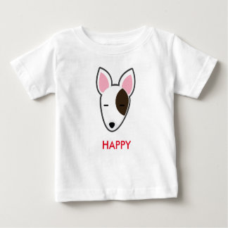 Petory Bull Terrier Happy Kid Shirt