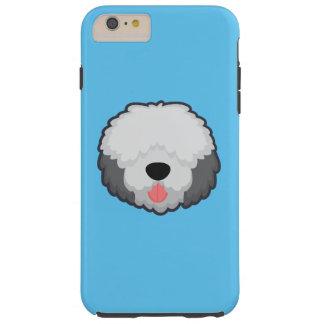 Petory English Sheepdog Tough iPhone 6 Plus Case