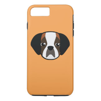 Petory St. Bernard iPhone Case