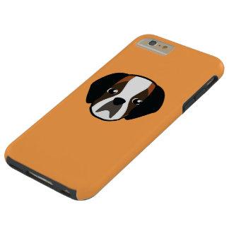 Petory St. Bernard iPhone Case Tough iPhone 6 Plus Case
