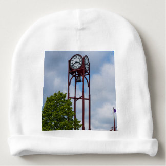 Petosky Tower Of Time Baby Beanie