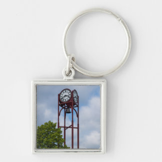 Petosky Tower Of Time Key Ring