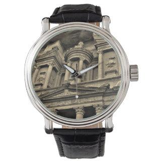 Petra Treasury Building Watch