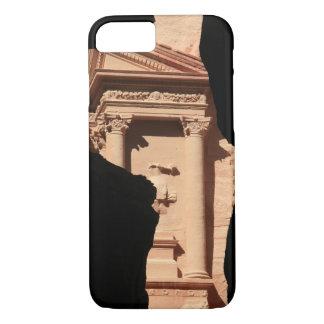 petra treasury glimpse iPhone 7 case