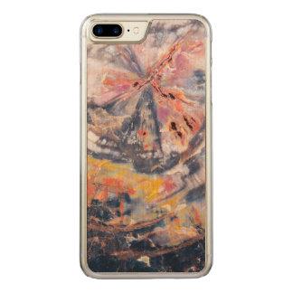 Petrified wood detail, Arizona Carved iPhone 7 Plus Case
