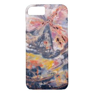 Petrified wood detail, Arizona iPhone 7 Case