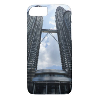 Petronas Twin Towers iPhone 7 Case
