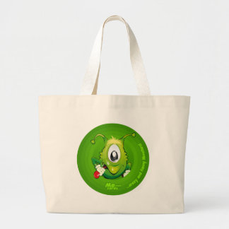 petrovich monster tote bags