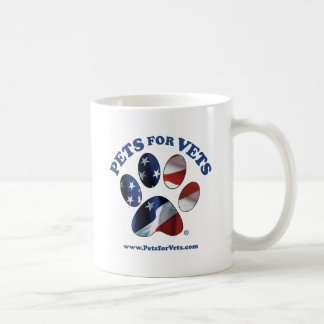 Pets for Vets Coffee Mug