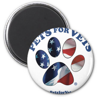 Pets for Vets Magnet