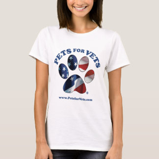 Pets for Vets T-Shirt