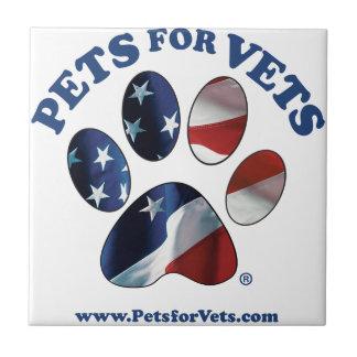 Pets for Vets Tile