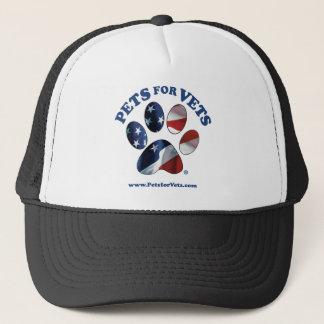 Pets for Vets Trucker Hat