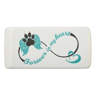 Pets Forever In My Heart Eraser