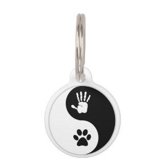 Pets - HandToPaw Yin-Yang ID Tag