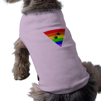 Pets in Equality Sleeveless Dog Shirt