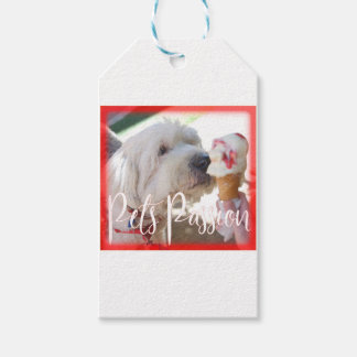 Pets Passion Gift Tags