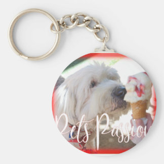 Pets Passion Key Ring