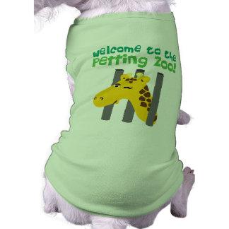 Petting Zoo Pet Tshirt