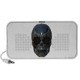 PETTY CASH OF SOUND MEXICAN SKULL 1 iPod SPEAKERS