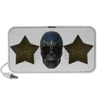 PETTY CASH OF SOUND MEXICAN SKULL 5 iPhone SPEAKERS