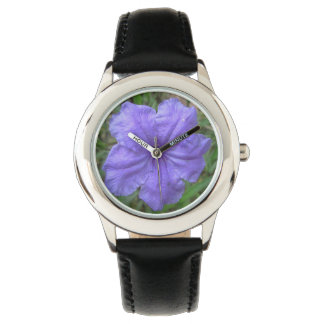 Petunia Mexican Purple Watch