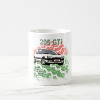 Peugeot 205 gti Mug