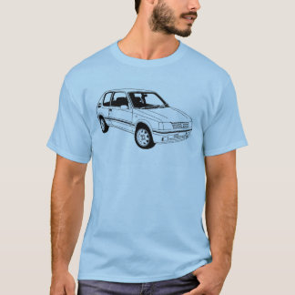 Peugeot GTi 1.9 T-shirt