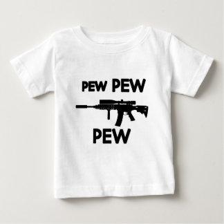 Pew pew gun baby T-Shirt