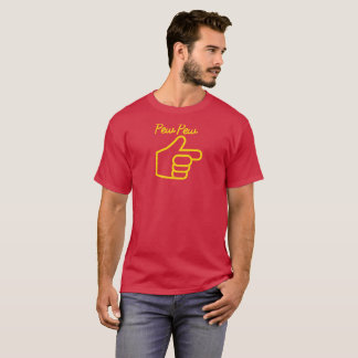 Pew Pew Pointing Hand T-Shirt