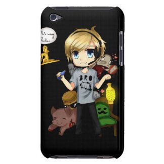 PewDiePie iPod Touch Cases