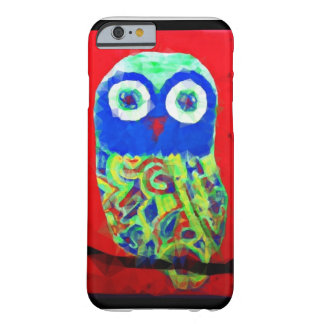 Peyote Owl Barely There iPhone 6 Case
