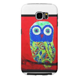 Peyote Owl Samsung Galaxy S6 Cases