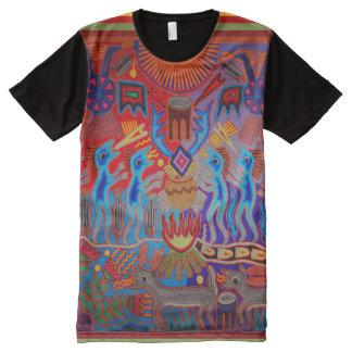 Peyote Ritual T-Shirt All-Over Print T-Shirt