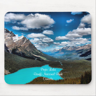 Peyto Lake Banff National Park Canada Mouse Pad