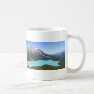 Peyto Lake Panorama, Banff Alberta Coffee Mug