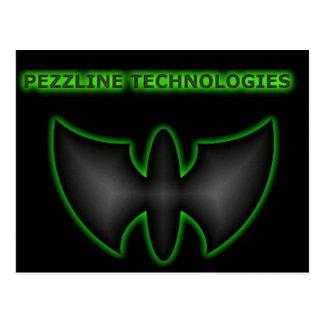 Pezzline Technologies Postcard