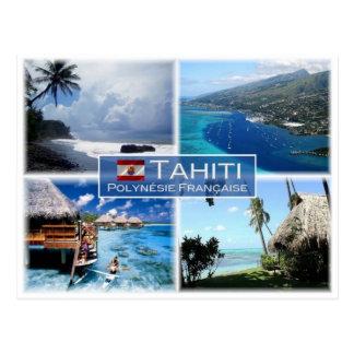 PF French Polynesia - Tahiti - Postcard
