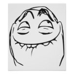 PFFTCH Laughing Rage Face Comic Meme