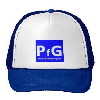PfG - the blue alternative for Germany Cap