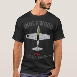 Pfive1 P-51D Mustang Inglewood T-Shirt