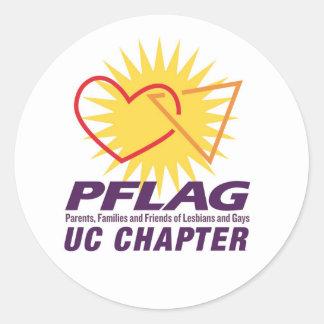 PFLAG UC Sticker