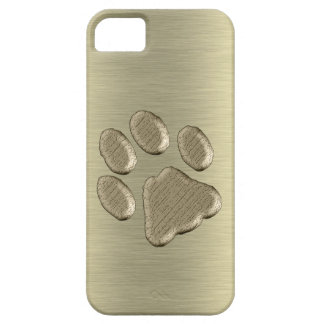 Pfötchen gold *-* case for the iPhone 5