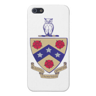 PGD Coat of Arms iPhone 5 Cover
