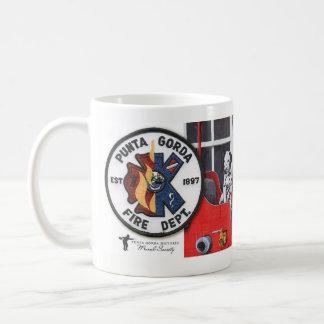 PGFD Mural Mug #1
