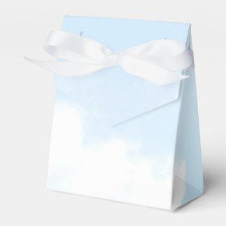 PH&D Blue Winter Wonderland Sky Favor Box D Wedding Favour Boxes