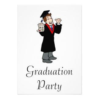 Ph D Graduate Invitation
