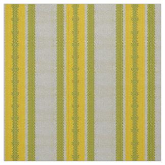 PH&D Inca Stripe Ethnic Fabric Chartreuse