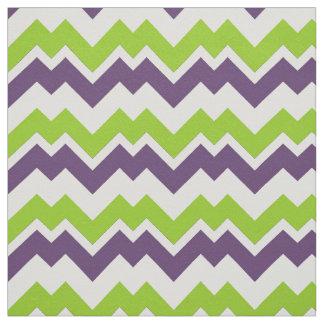 PH&D Panama Contemporary Fabric Purple/Lime
